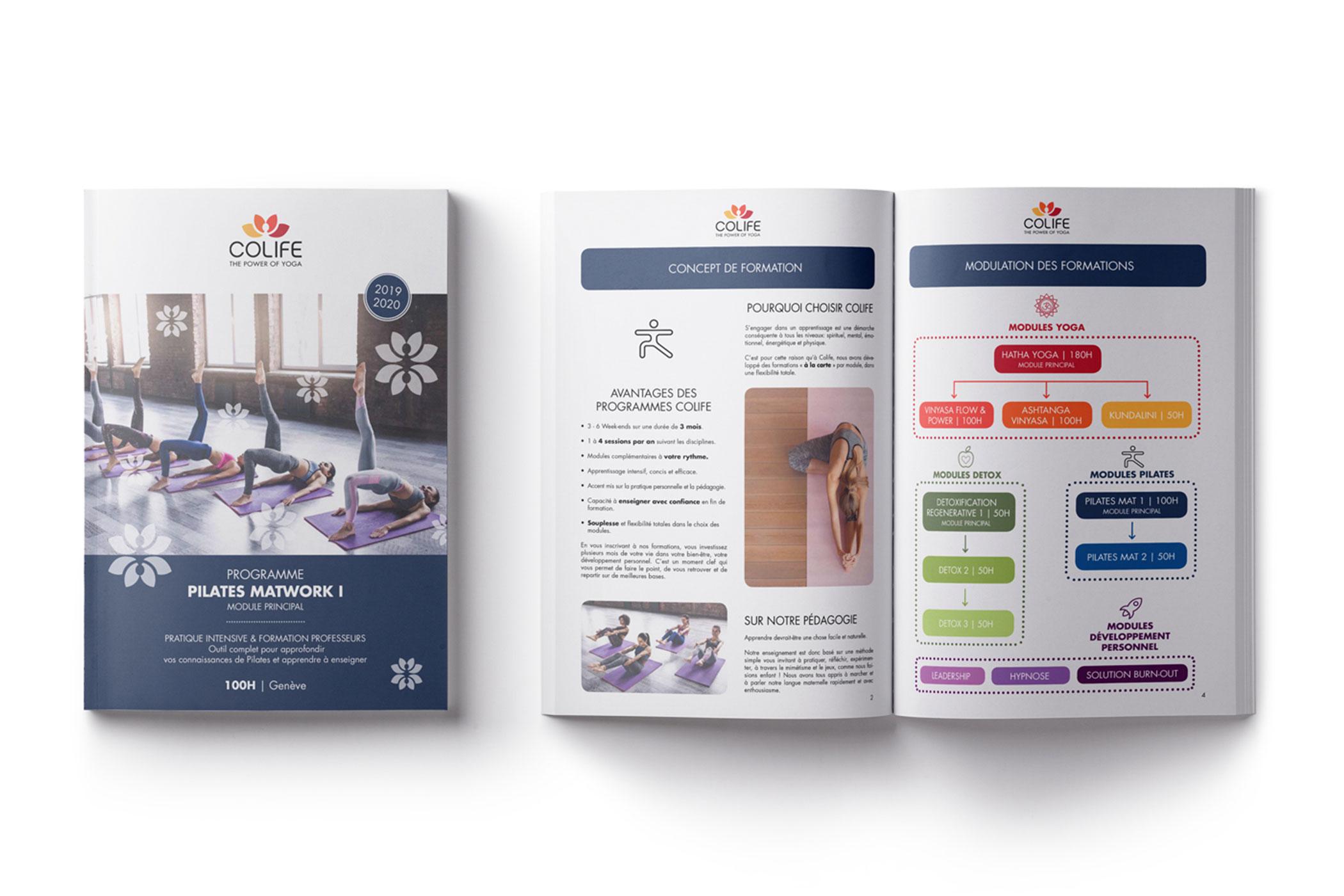 egga brochure 2 print geneve architecte & graphiste