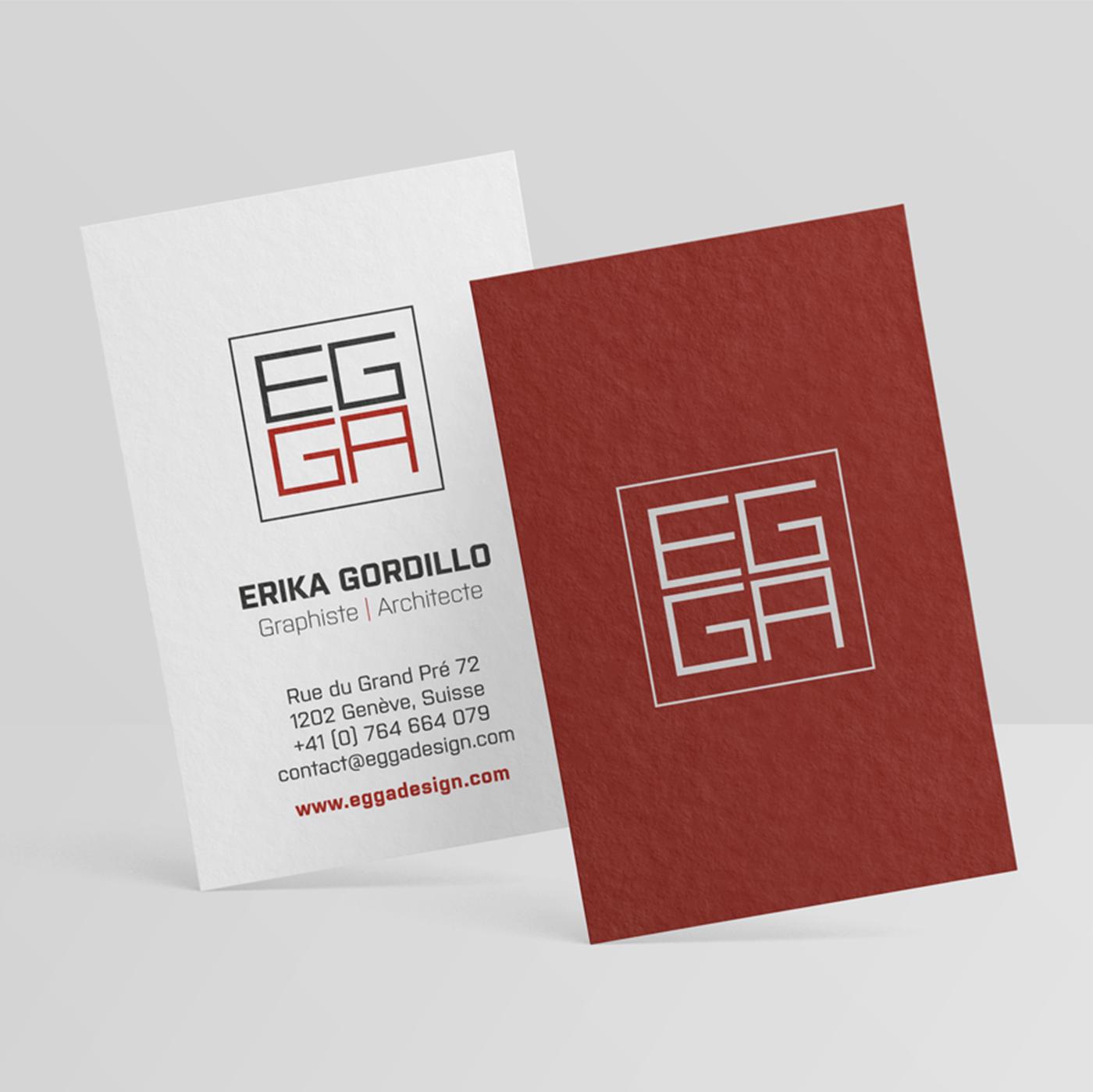 egga carte de visite Architecte graphiste geneve 7