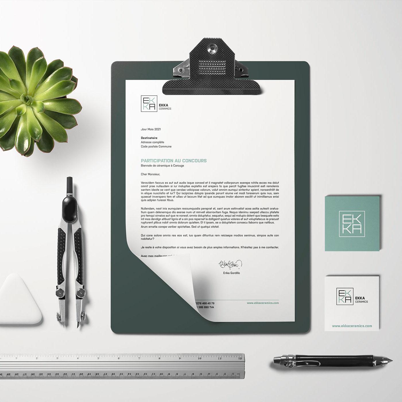 papeterie print geneve architecte & graphiste
